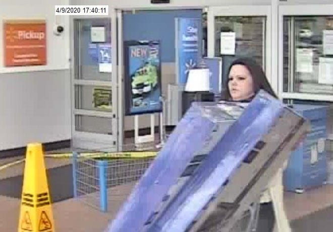 Canton Township police need help identifying this woman.