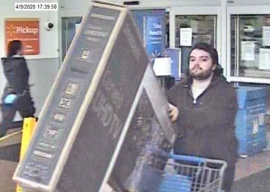 Canton Township police need help identifying this man.