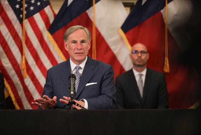 Gov. Greg Abbott has announced the first phase of reopening the economy, allowing retail stores, movie theaters, malls and restaurants to reopen.