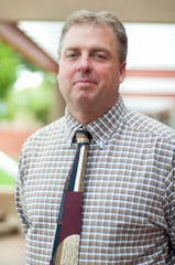 San Angelo ISD assistant athletic director Mark Baker was hired in 2009.