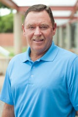 San Angelo ISD executive athletic director Brent McCallie was hired in 2015 to lead the district's athletic programs.