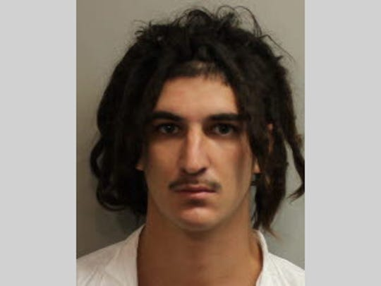 Keith Elmo, 23, was charged with aggravated battery with a deadly weapon following the shooting at about 2:30 a.m. at a home on West Sixth Avenue