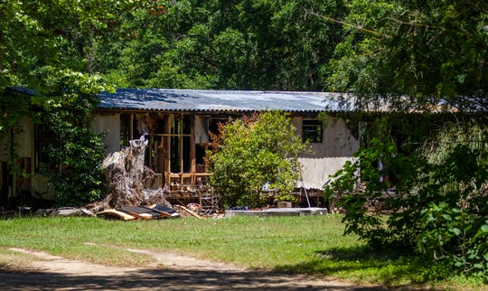 One person died in the Apalachee Parkway house fire that occurred Friday, April 24, 2020.
