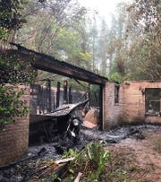 One person died in the Chevy Way fire that occurred in the early hours of Saturday, April 25.
