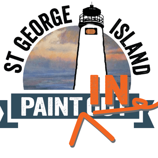 St. George Island Paint-In