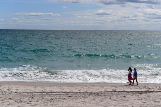 Indian River County beaches were reopened this week, allowing people to bring chairs and blankets but continue following social distancing rules. Officials continue to monitor the impact of COVID-19 in the county.