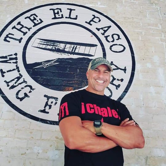 Rico Velez, owner of El Paso Wing Factory on Piedras, is looking forward to opening the restaurant on Friday.