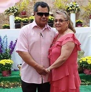 Angel and Carmen Cosme