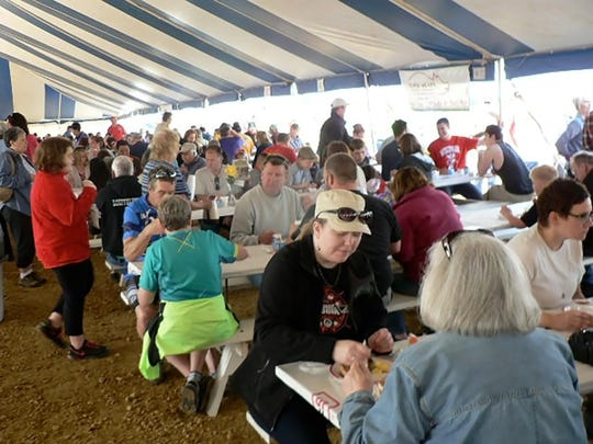 June farm breakfasts draw big crowds of eaters.  This year?