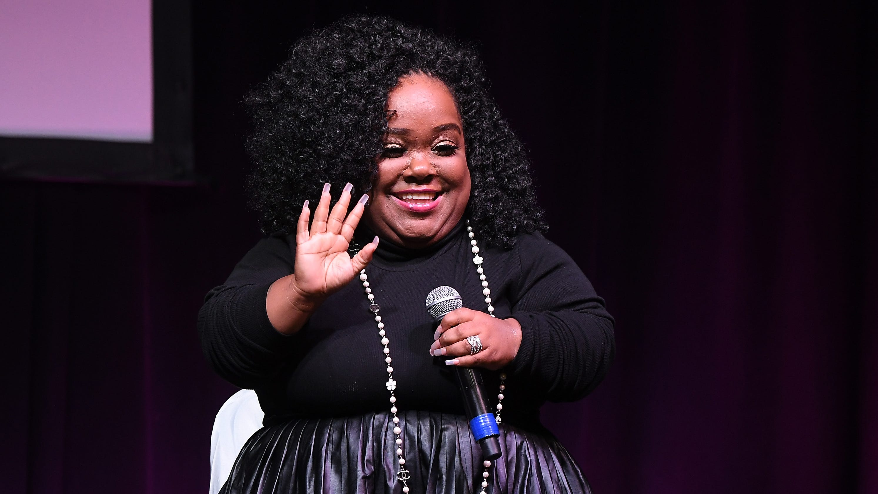 'Little Women: Atlanta' star Ashley 'Ms. Minnie' Ross dies from car accident injuries at 34