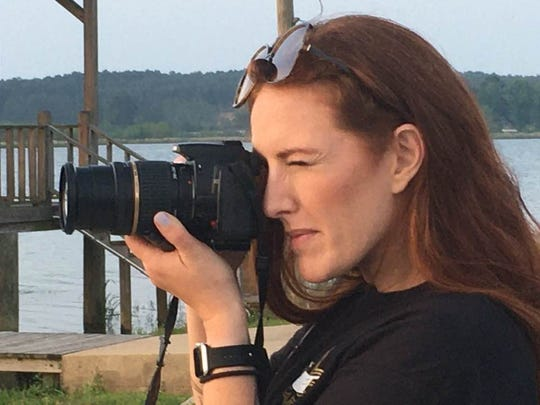 """""""Taking photos of the sky is therapeutic for me,"""" said Shana Prince Lazarone, a photographer and member of the Sunset Club.""""It helps me to be mindful. I've always been a sky, moon and star gazer."""""""