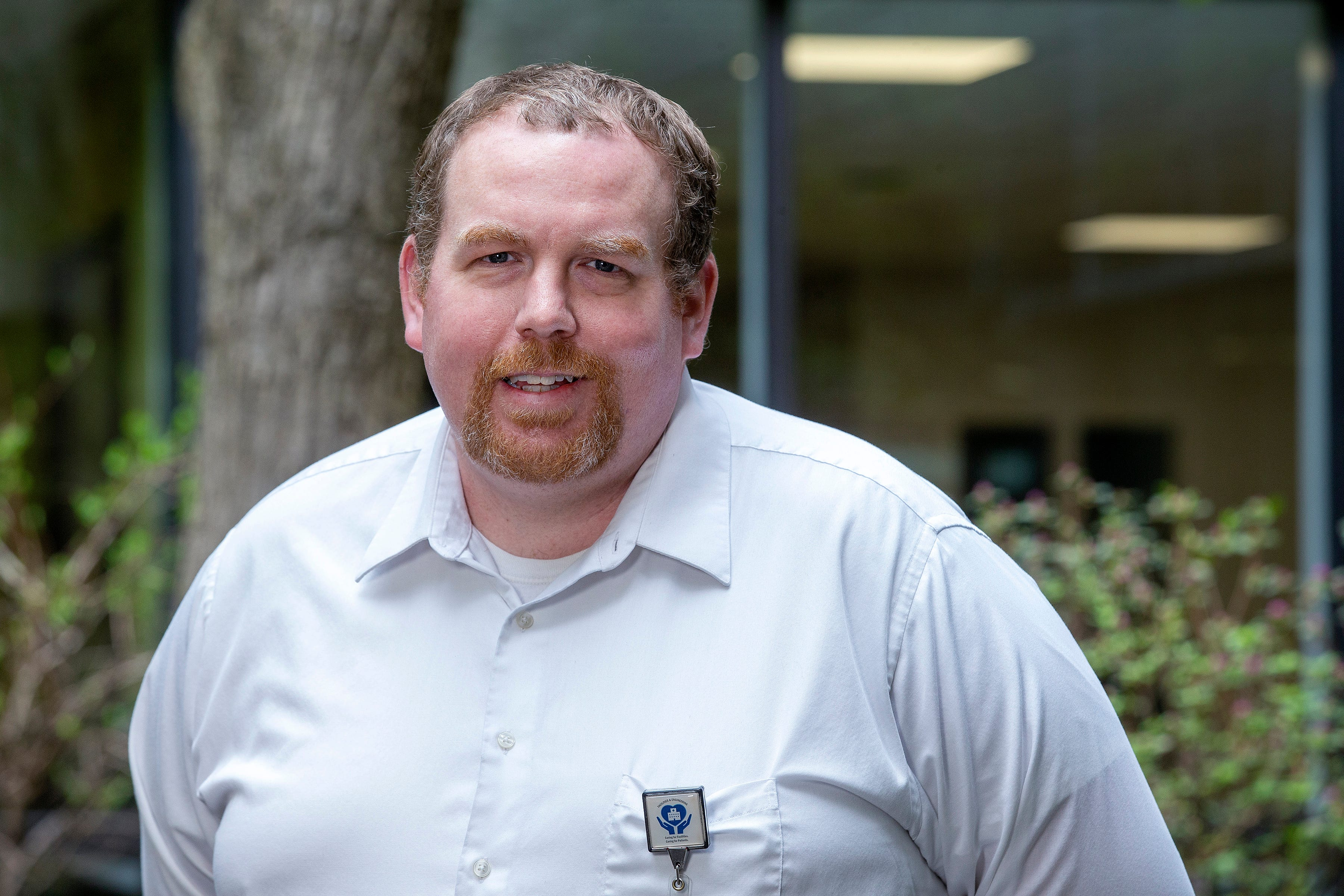 Adam Tart, facilities management director, Community Medical Center