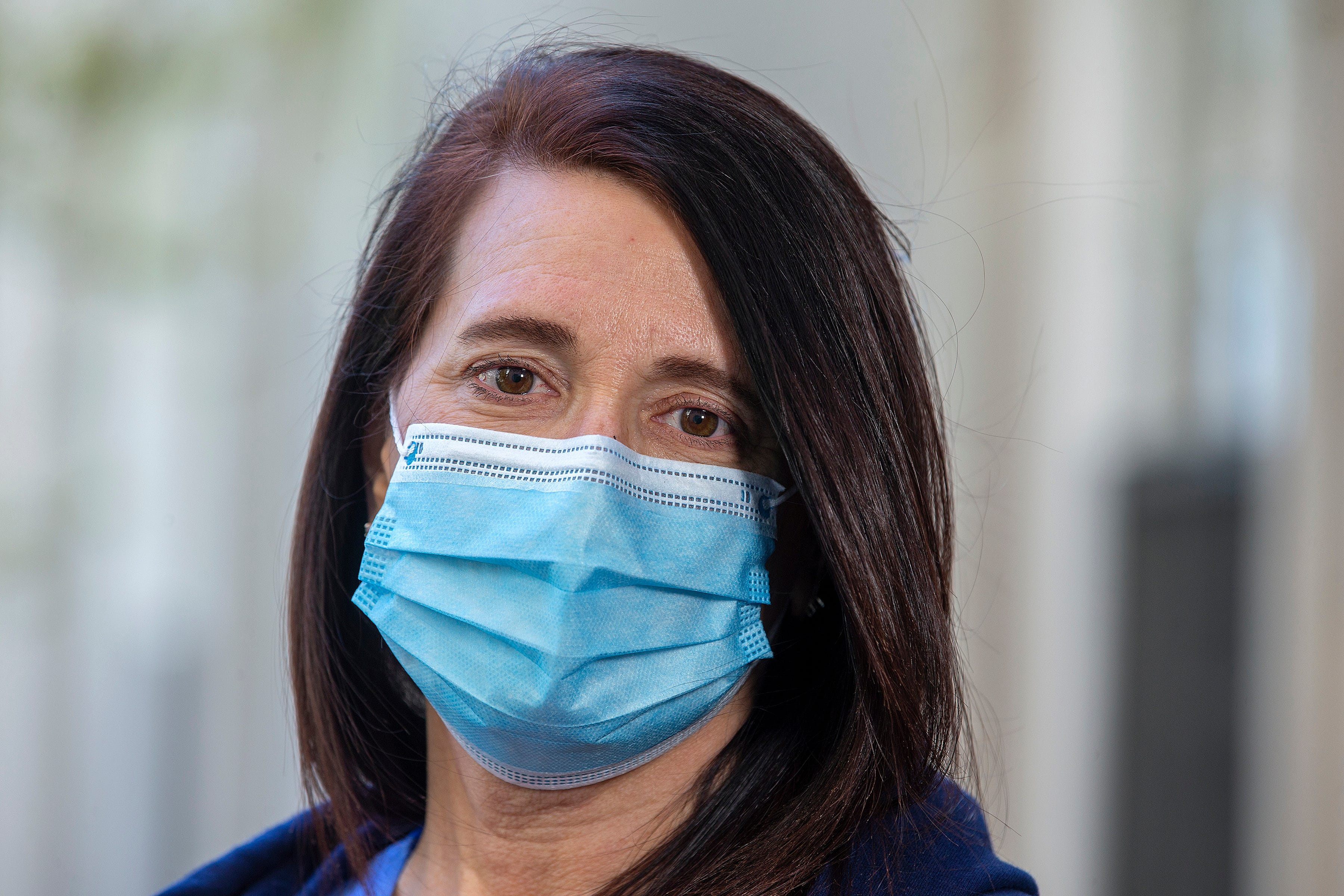 Kathleen Connors, operating room nurse, Monmouth Medical Center