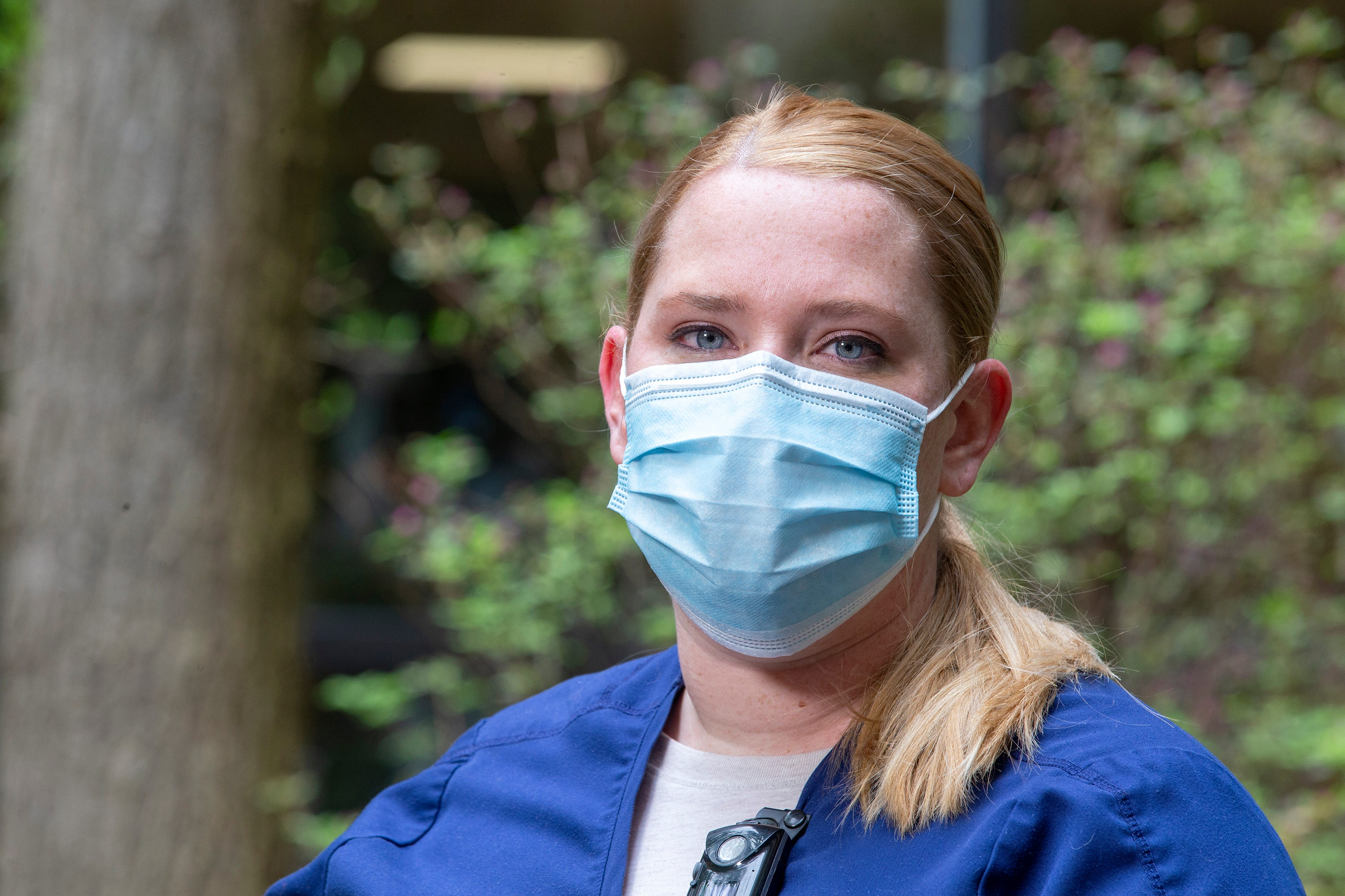 Kimberly Gabriel, resgistered nurse, Community Medical Center