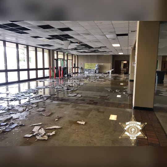 A fire at Marcus Whitman Middle School on April 29, 2020, caused significant damage according to the Kitsap County Sheriff's Office, which is investigating it as an arson.