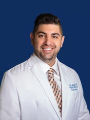 Dr. Nik Moradi is medical director of critical care and pulmonology at theMelbourne Regional Medical Center.