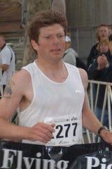 Cecil Franke set the Flying Pig Marathon record in 2006