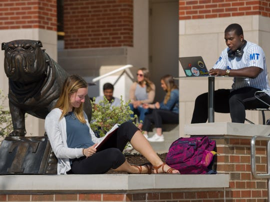 A Truman education is grounded in the liberal arts and sciences, helping graduates to adapt and thrive with change.