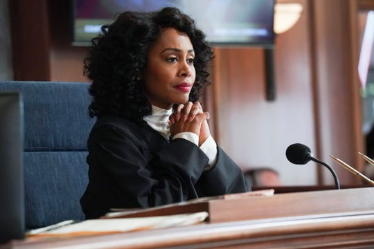 """Simone Missick in a scene from """"All Rise."""""""