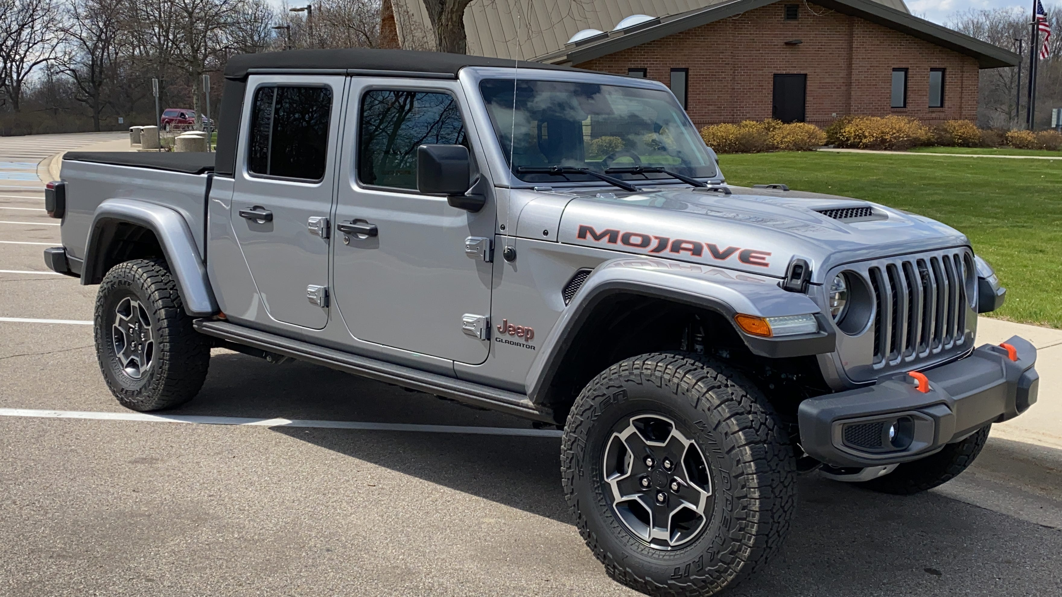 Is Desert Rated Jeep Gladiator Mojave A Raptor Beater Maybe