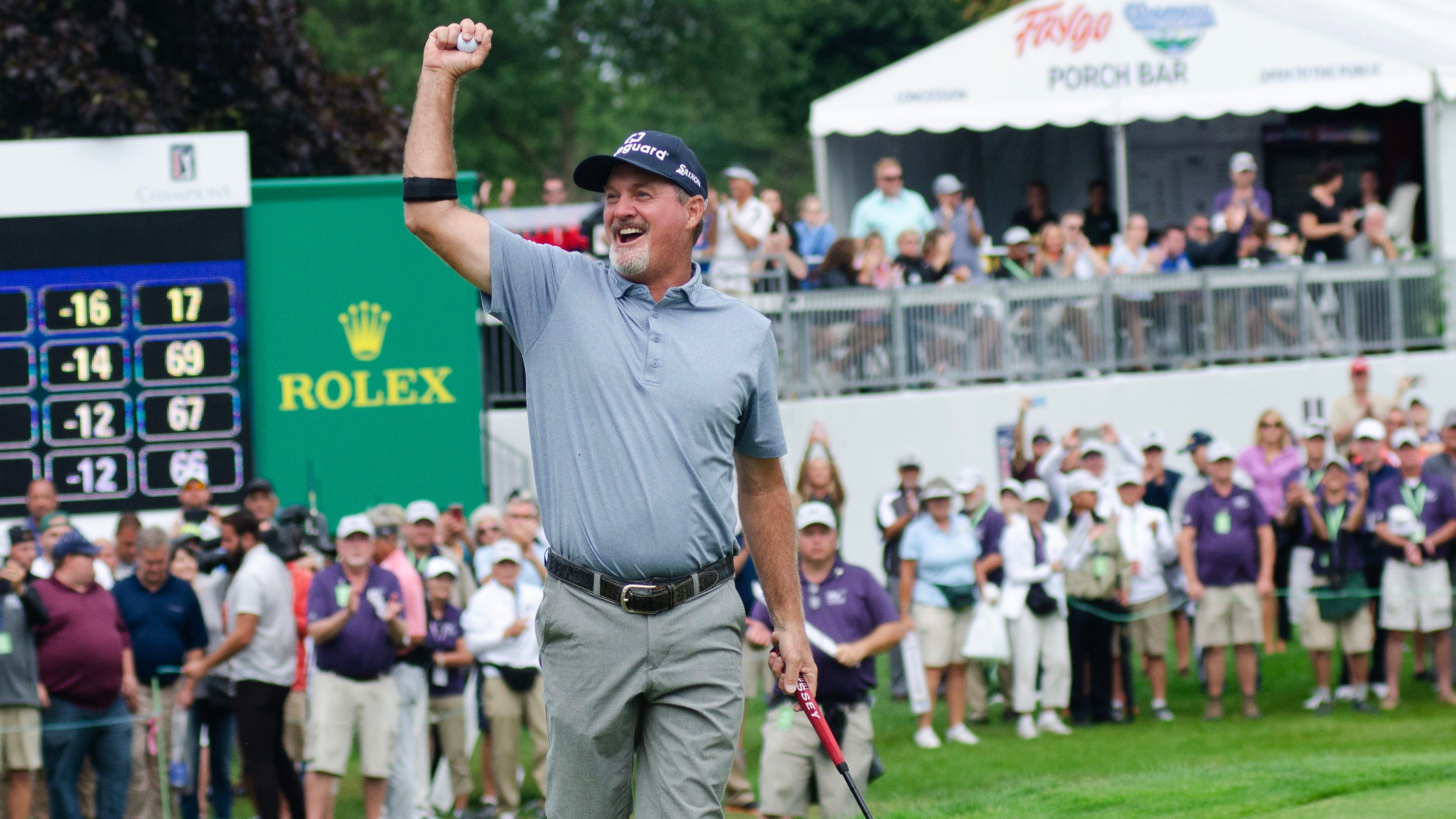 Champions Tour's Ally Challenge in Grand Blanc won't have fans, either