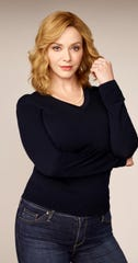 "Christina Hendricks as Beth Boland in ""Good Girls"""