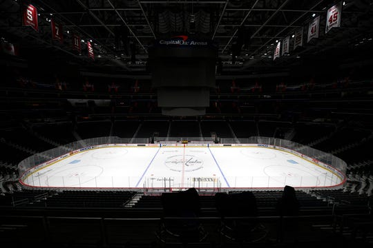 If the NHL is going to have any chance of completing its season, the most likely scenario calls for games in empty, air-conditioned arenas.