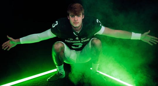 Hampton Fay is ranked the No. 35 pro-style quarterback in the nation, per the 247Sports composite.