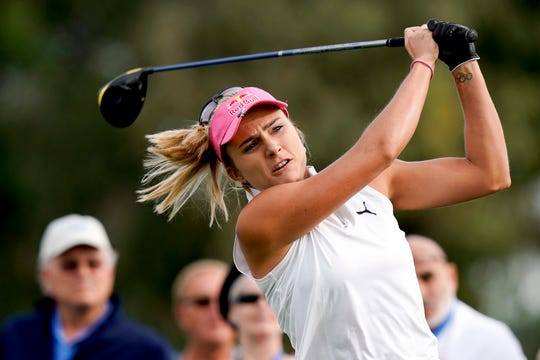 LPGA star Lexi Thompson