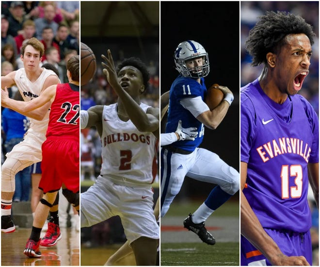 Reitz and Bosse basketball, Memorial football and Evansville men's basketball will all be features in the Evansville Sports Rewind in May.