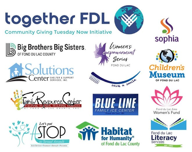 Twelve local nonprofits are working together to raise money and awareness during the coronavirus pandemic with Together FDL.
