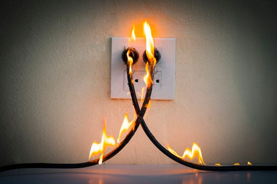 If you suspect you have an electrical problem, it's rarely a DIY fix. Get in touch with a trusted professional electrician to get your system in safe working order.