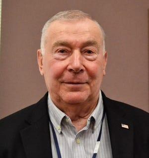 Paul Bednarik of Lena, Oconto County Board Chairman.