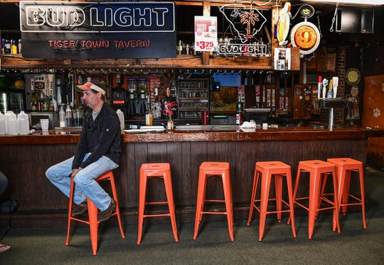 Cameron Farish, co-owner of Tiger Town Tavern in Clemson, an iconic bar talks about the impact duirng the COVID pandemic and how important Clemson University and their related events are to his business.