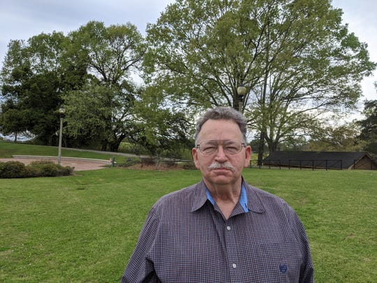 James Poissot of Baton Rouge, believes his father, Coonie Poissot, a member of the Ku Klux Klan was one of the men responsible for the 1964 murder of Ferriday shoe shop owner Frank Morris.