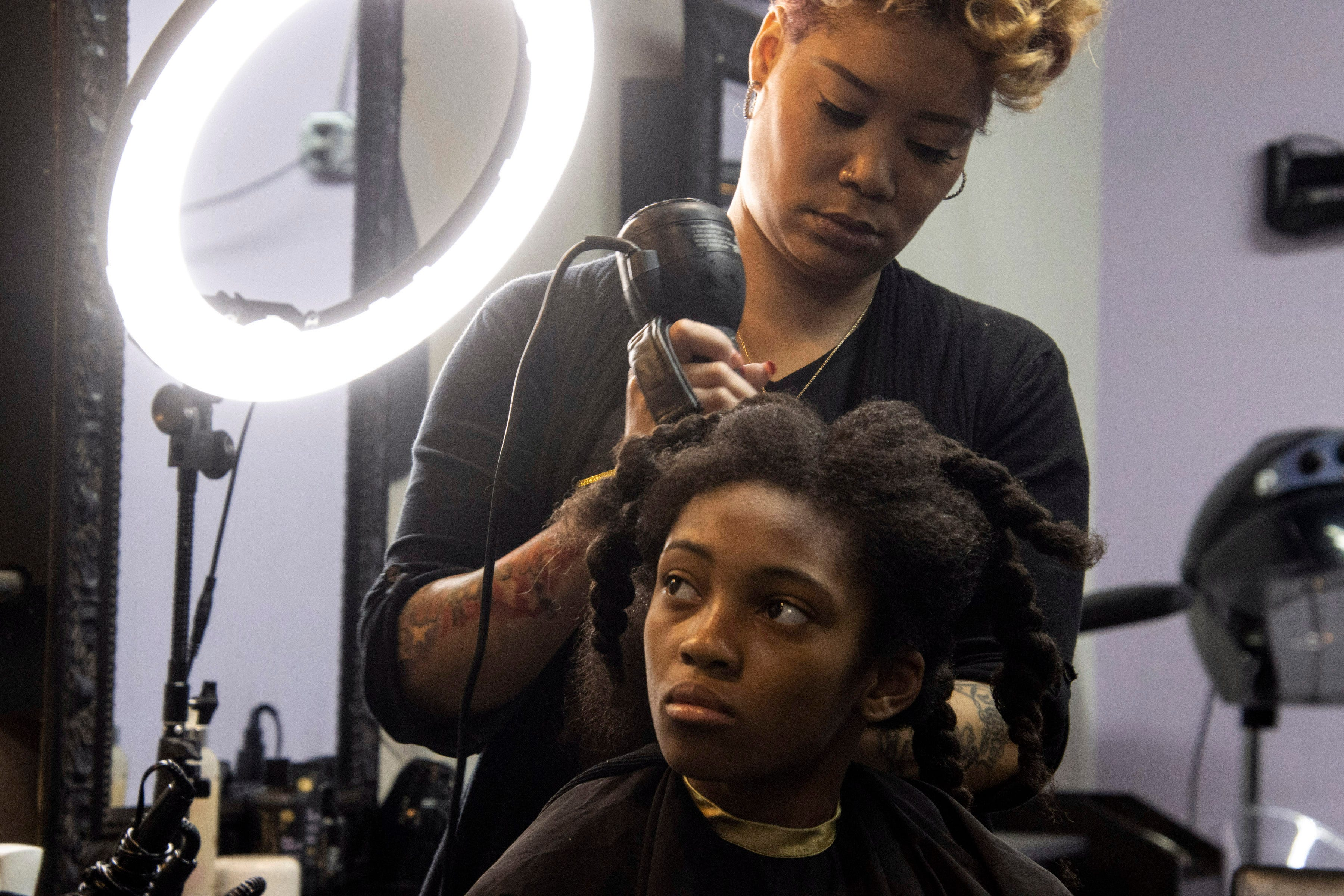 Salons mourn loss of community during COVID-10 but cautious to reopen
