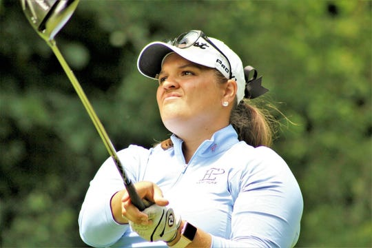 DeWitt native and former Michigan State golfer Liz Nagel is in her first season with full-time status on the LPGA Tour.