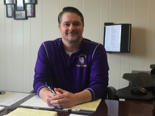 Jeremy Secrist  will be the new superintendent for Lexington Local Schools.