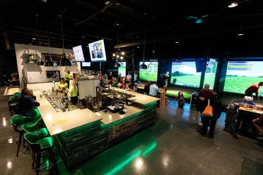 X-Golf Brookfield opened in September 2019. The franchisees plan to open a second location in Mequon in September or October.