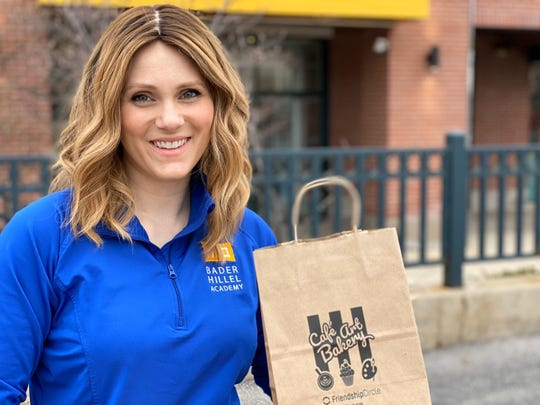 Laura Gross has been working with local restaurateurs to get meals to staffers at Froedtert hospital.