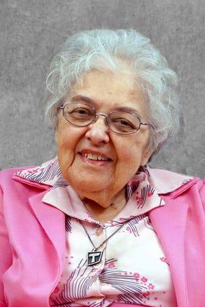 Sister Bernadette Kelter