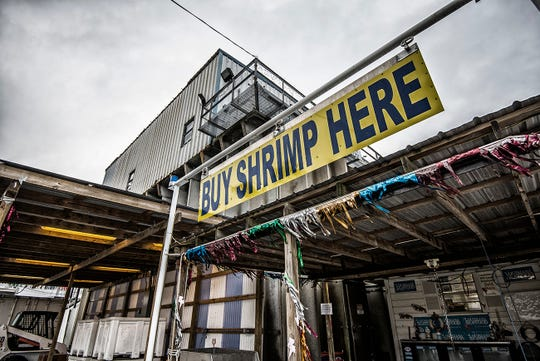 Some Gulf fishermen hope that when the coronavirus crisis ends people will be more aware of what they eat.