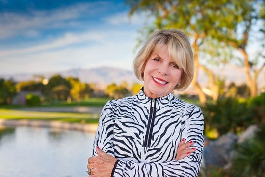 """Anne Cole, whom some now call """"Cool Annie,"""" is one of Sun City Palm Desert's most prolific mask makers."""