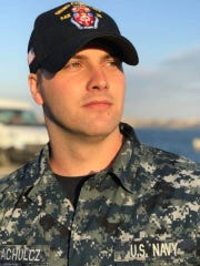 Susquehannock graduate Jacob Machulcz is serviing on the USNS Comfort, the ship that docked in New York City to help with treating coronavirus patients.