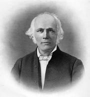 Charles Starr was an early local business leader instrumental in the growth of Richmond. In 1826 he purchased the land of Jeremiah Cox, north of Main. He laid out the streets and divided land into quarter lots. The area today is the Starr Historic District, named for him.