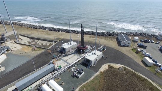 Rocket Lab recently rolled out its Electron launch vehicle to Launch Complex 2 pad at the Mid-Atlantic Regional Spaceport on Wallops Island, Virginia, for the first time.