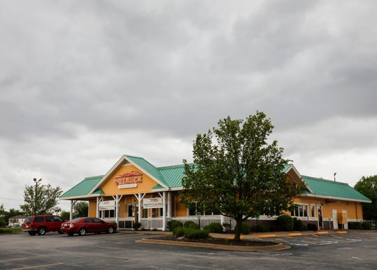 Officials with the parent company of the Outback Steakhouse on South Glenstone Avenue said COVID-19 economic fallout forced them to lay off 80 workers at the Springfield restaurant.