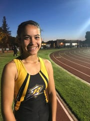 Cami Lim is a senior on the Golden West High School track and field team.