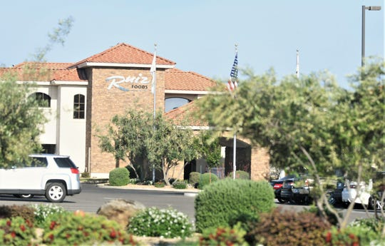 Ruiz Foods stopped some production lines at its Dinuba and Tulare facilities due to several employees testing positive for COVID-19.