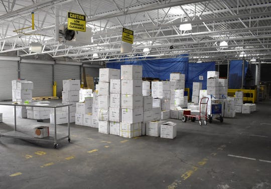 U.S. Customs and Border Protection in Philadelphia seized over a half of a million dollars worth of counterfeit consumer electronics shipped from China to Wilmington.